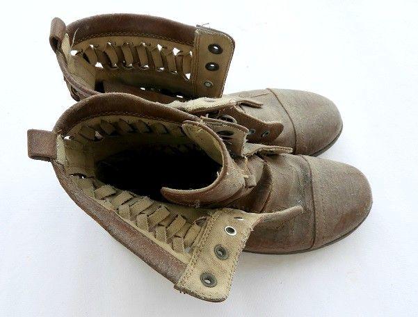 cuidado del calzado