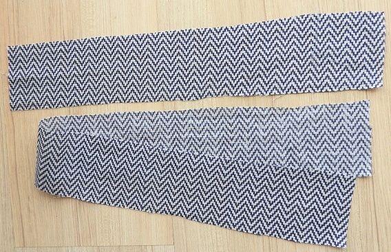 patrón de costura de falda culotte