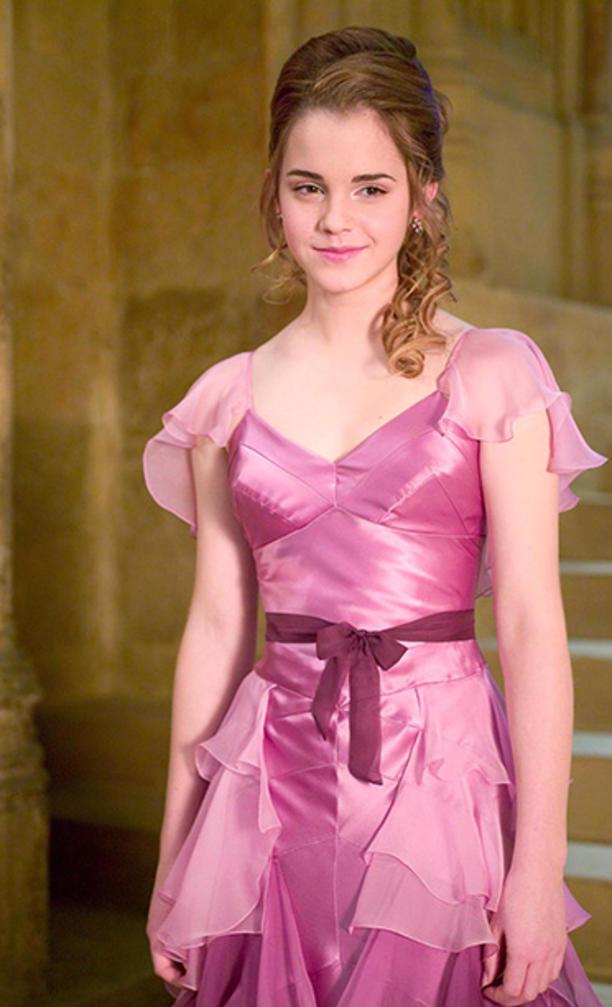 Harry Potter y el cáliz de fuego (2005) Emma Watson