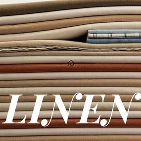 lino tejido de lino