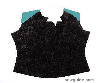 diseños de escote para trajes