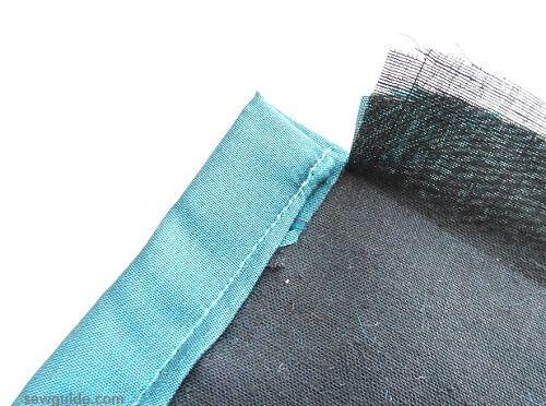 bolso con cordón de bricolaje