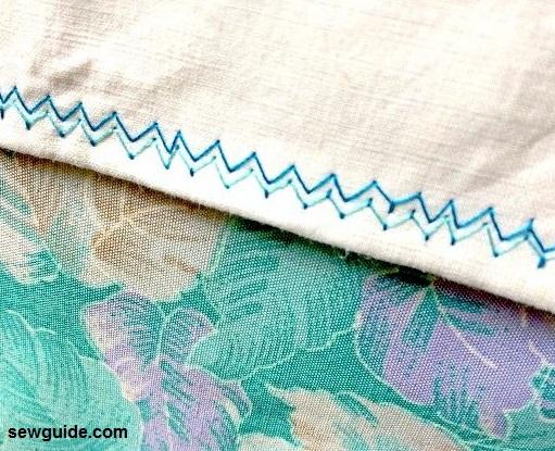 doble aguja de coser