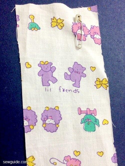cómo hacer un patrón de vestido de bebé