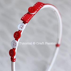 cinta para el pelo de la cinta