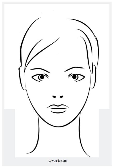 formas faciales