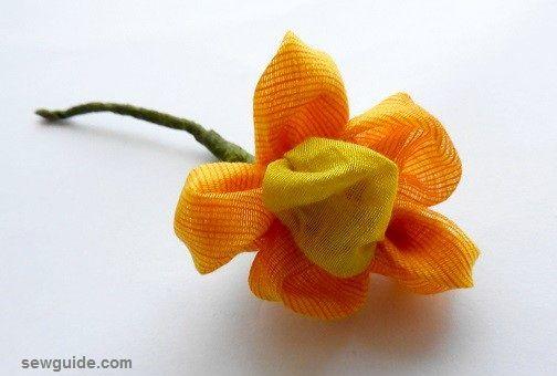 tutorial de bricolaje para hacer flores