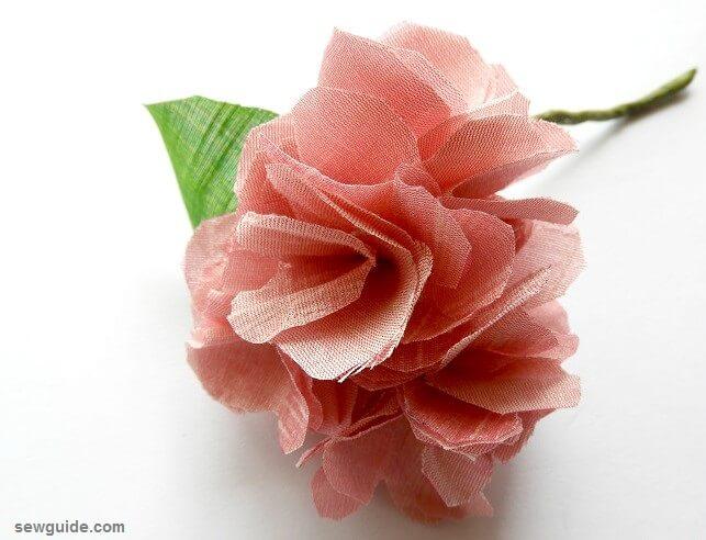 tutorial de fabricación de flores