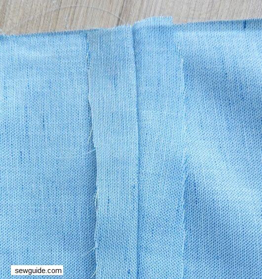 tutorial de costura diy falda falda