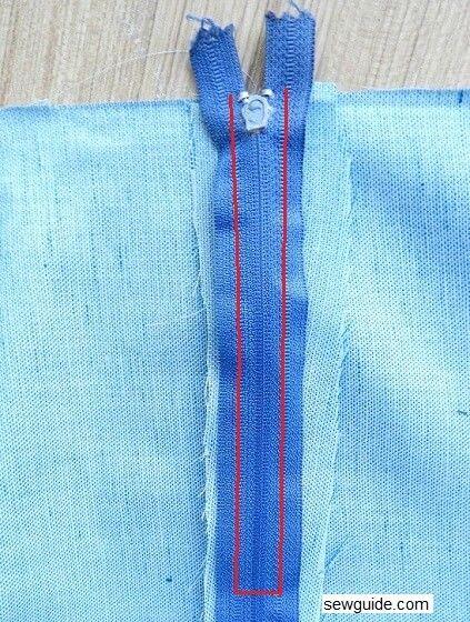 patrón de costura de falda dirndle