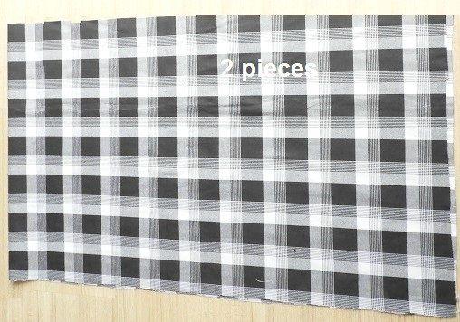 tutorial de patrón de costura de falda plisada