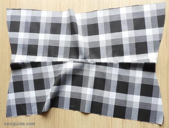 falda plisada diy tutorial