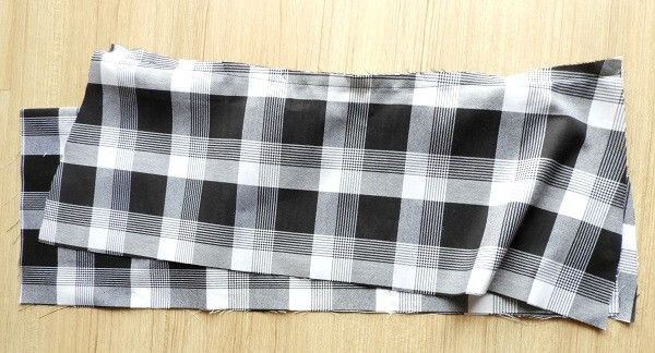 hacer falda plisada