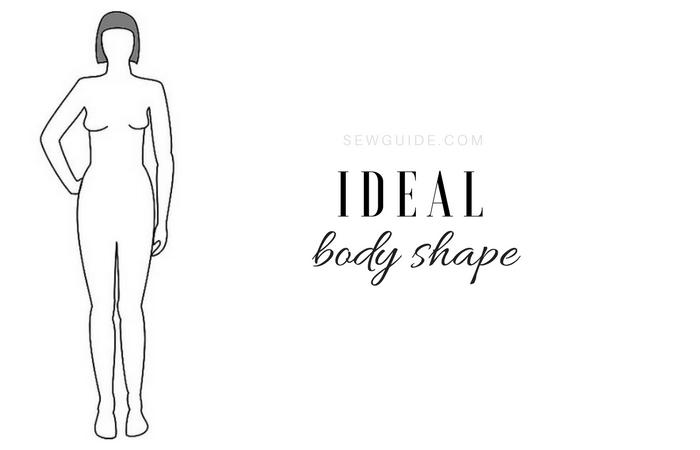 tipos de formas corporales de mujeres