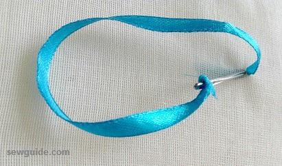 bordado de cinta