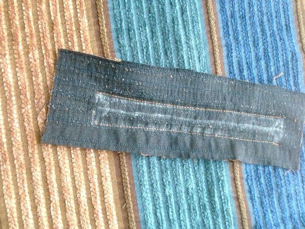 patrón de costura del chaleco