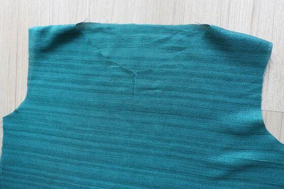 patrón de costura libre para un top