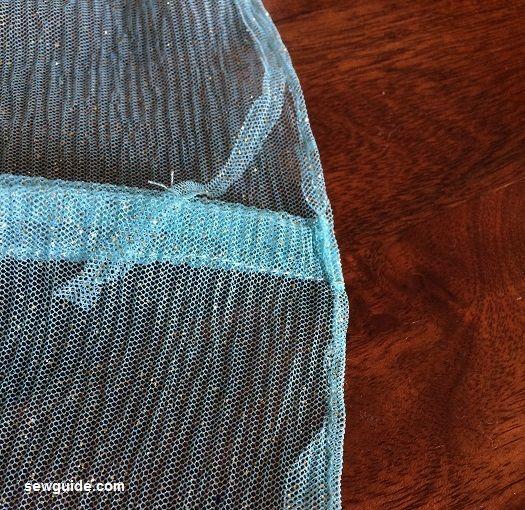 patrón de bricolaje falda lehenga