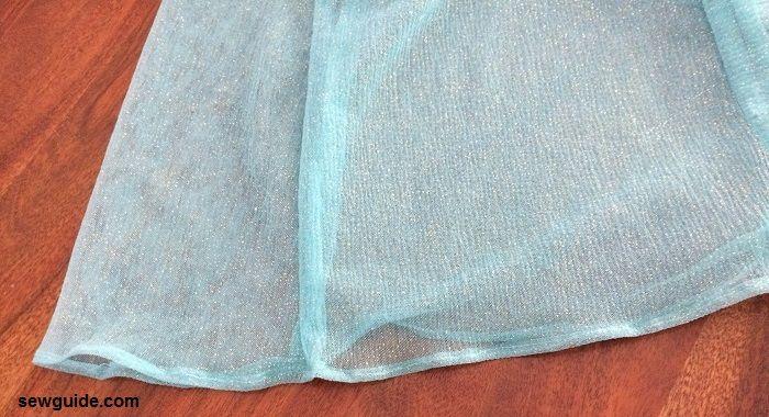 patrón de falda lehenga