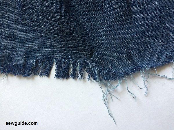 falda de jean tutorial de bricolaje