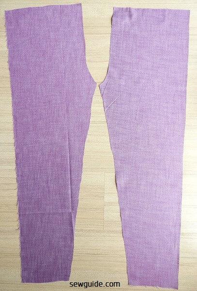 fabricación de pantalones fáciles