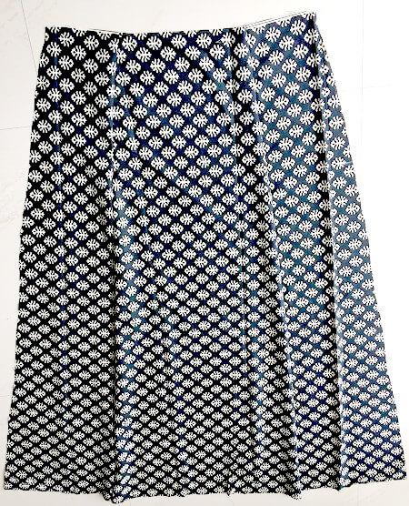 patrón de costura de vestido de panel