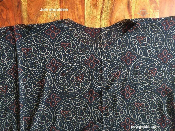 coser un patrón boho fácil