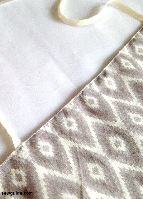 costura de camisola