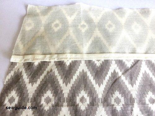 patrón de camisola y tutorial