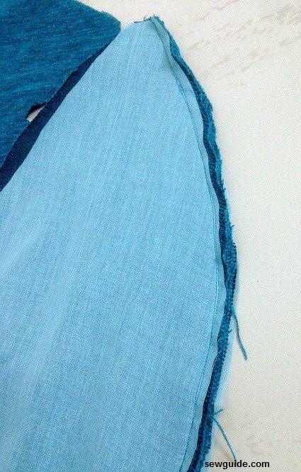 coser una bolsa de frijoles fácil