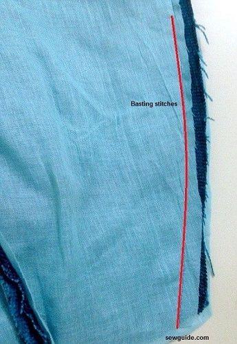 patrón de costura de silla de puf