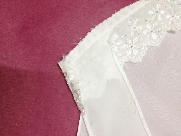 coser una camisa