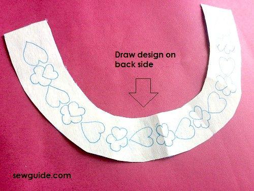 como coser una camiseta sin mangas
