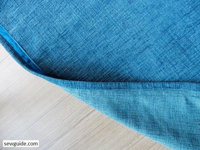 coser la cubierta de la máquina de coser