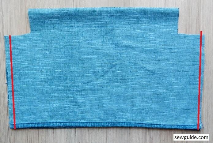 Cómo coser la cubierta de la máquina de coser