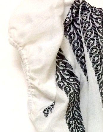 como coser un vestido campesino