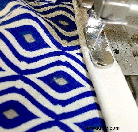 patrón de costura del vestido - aline