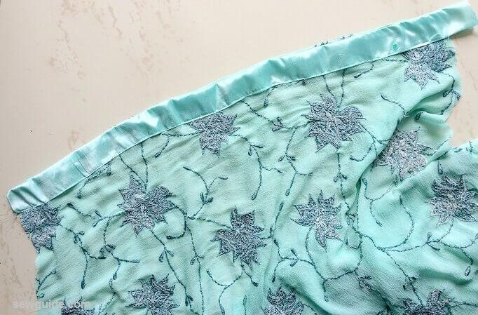 traje de falda de sirena