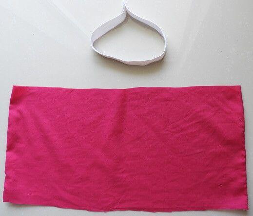 patrón de costura de falda gitana