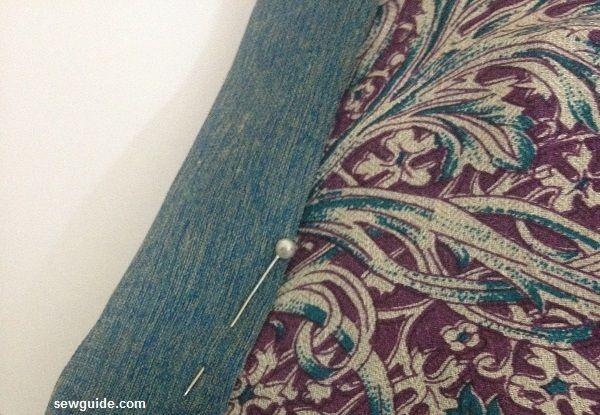 falda de abrigo patrón de bricolaje