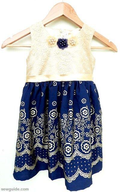 diseño de vestido