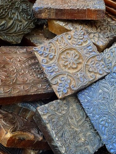 sellos de tela