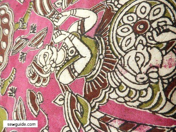 estampados y patrones indios