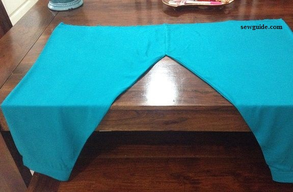 coser pantalones salwar