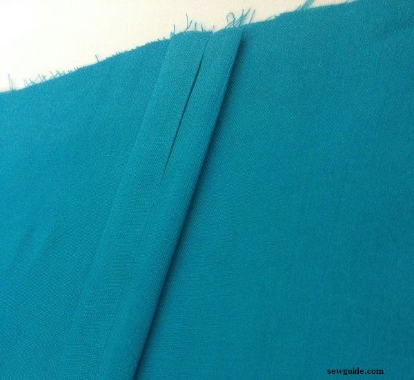 cómo coser un pantalón salwar kameez