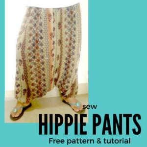 pantalones bohemios hippie