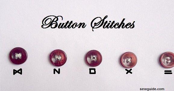 consejos sencillos para coser botones