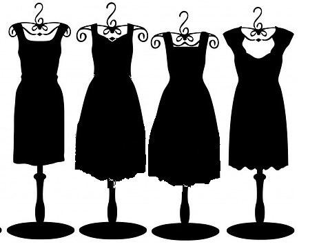 ropa corporal con forma de pera