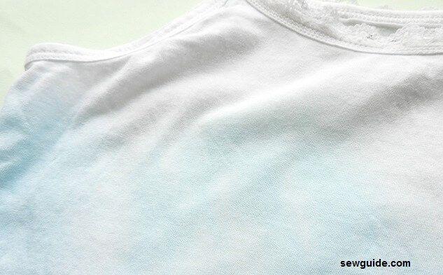 limpieza de ropa blanca