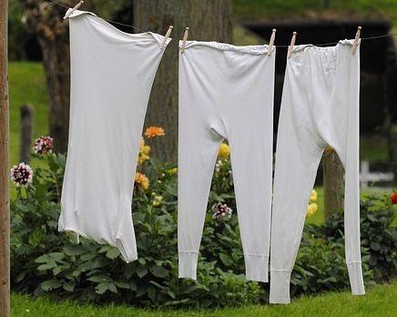 blanqueamiento de ropa blanca